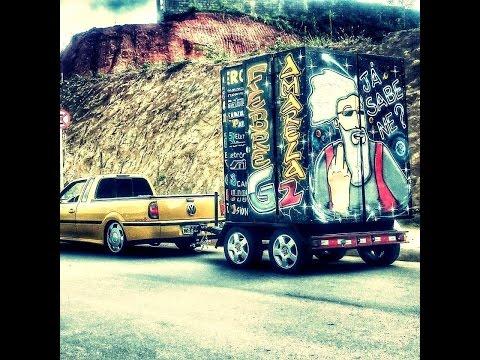 Carretinha Febre Amarela do Leo- Audio Car (www.minasparedoes.com)