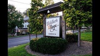 Working at Peddler's Village