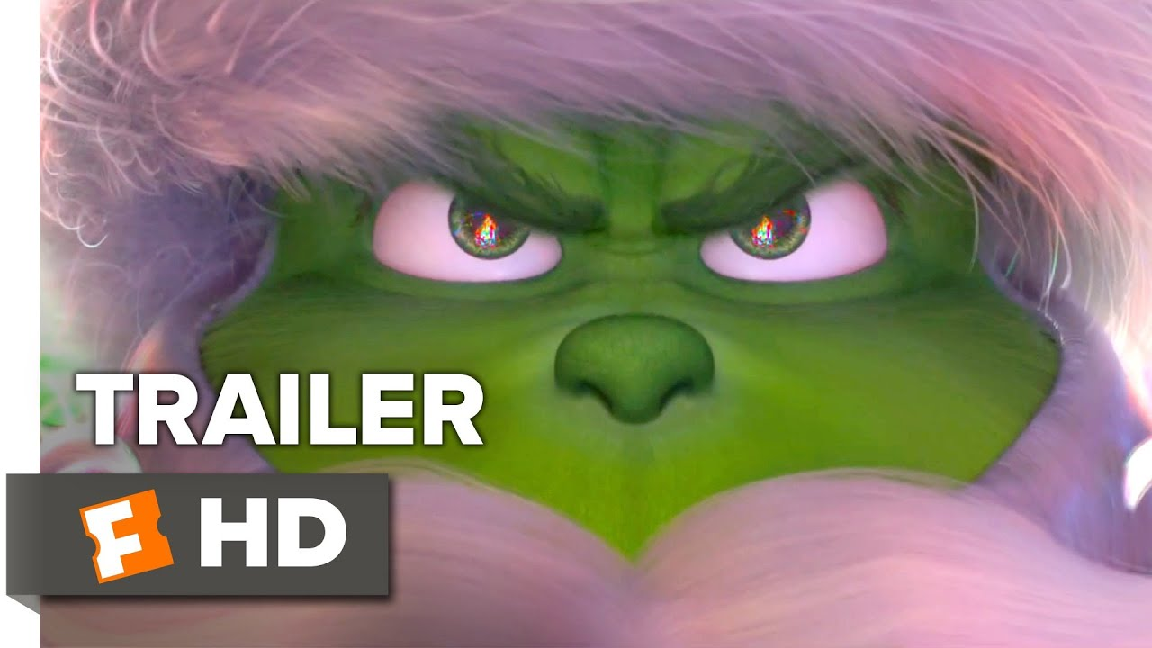 The Grinch Trailer 3 2018 Movieclips Trailers Youtube