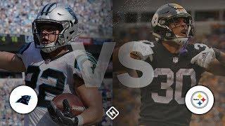 Breakdown | Panthers at Steelers Week 10 | What
