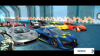 Asphalt 8, ALL S Class cars MAX PRO, Barcelona, Metal Season