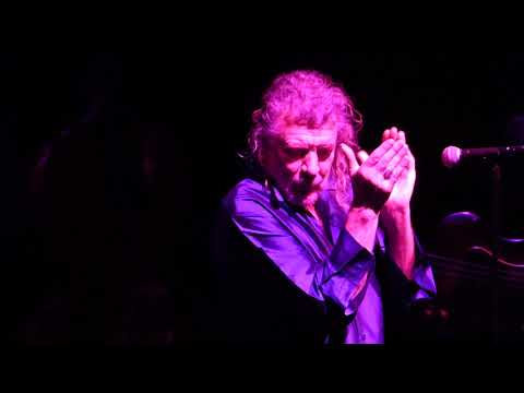 Robert Plant and the Sensational Space Shifters - Babe I'm Gonna Leave You - Raleigh 2018 - HD