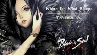 สายลมที่หลับใหล (바람이 잠든 곳으로) OST. Blade & Soul - Miwaki cover