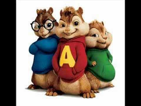 chipmunks - mutiara hati
