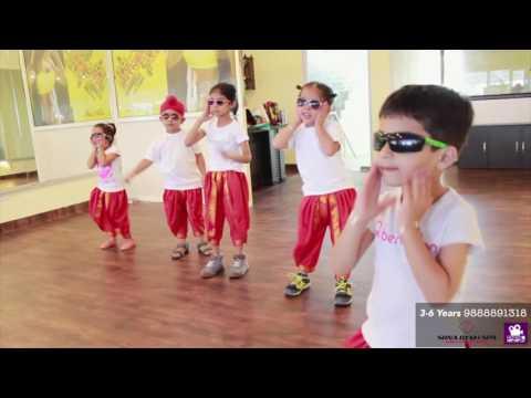 KALA CHASHMA  BAAR BAAR DEKHO KIDS DANCE  KATRINA KAIF CHOREOGRAPHY SONA DANCE FITNESS
