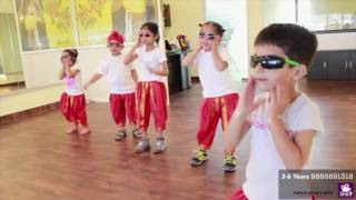 Kala Chashma Kids dance choreography by SONA GYM AND SPA MOHALI 9888891318