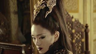 The Monkey King 2 : Baigujing - The White Bone Demon - VS - King Fei Xiang's soldiers - HD