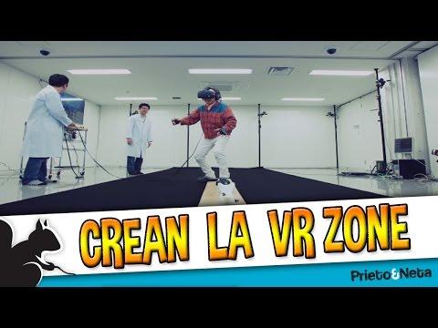 VR Zone: Crean un centro recreativo de realidad virtual !!! (LOS DETALLES)
