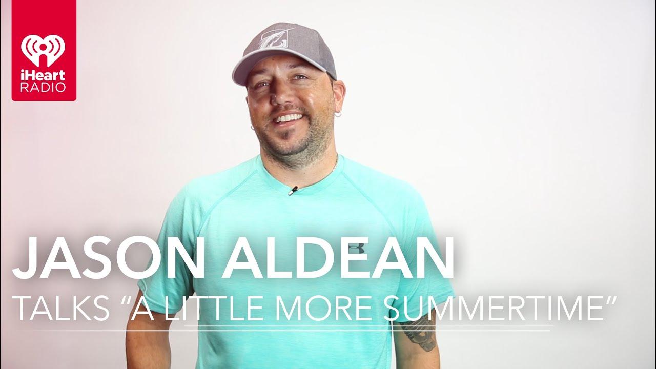 jason-aldean-a-little-more-summertime-song-breakdown-interview-iheartradio