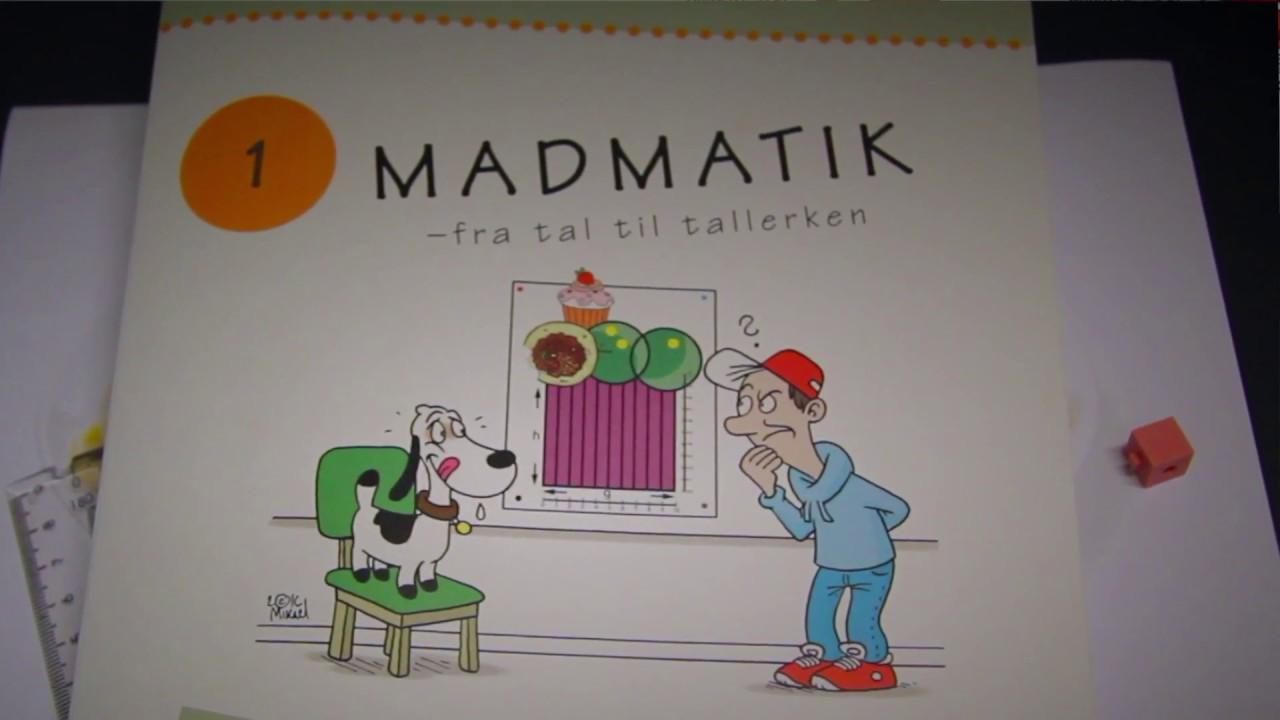 MadMatik-hæfte fra forlaget Vektor & Matematikskolen