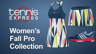 Adidas Womens Pro Collection Fall 2016 | Tennis Express