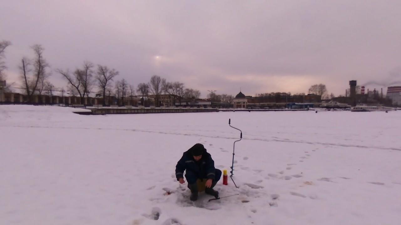 Первый лед рыбалка удмуртия