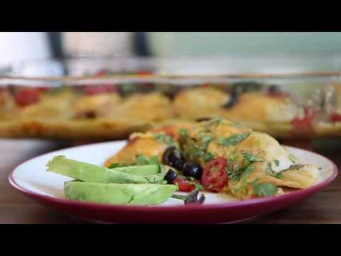 How To Make Halibut Enchiladas | Fish Recipe | Allrecipes.com