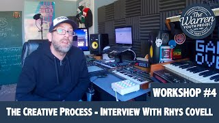 SCOTT - The Creative Process - Interview With Rhys (AKA MUSHTIFA)