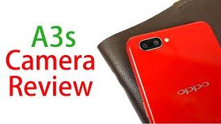 Oppo A3S Camera Review