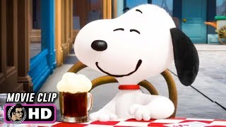 THE PEANUTS MOVIE Clip - Root Beer (2015)