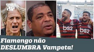 """""""É muito OBA-OBA!"""" Vampeta DESAFIA o Flamengo de Jorge Jesus!"""