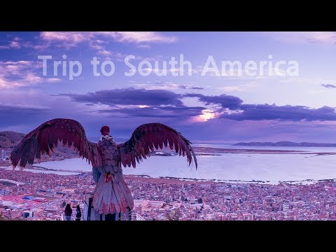 My good trip in South America
