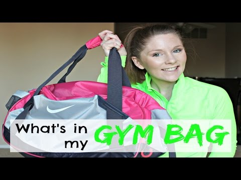 what-is-in-my-gym-bag