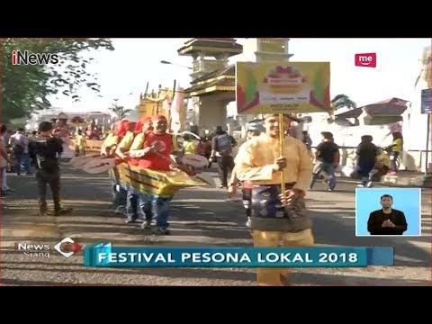 Kemeriahan Pawai Pakaian Daerah dan Perlombaan di Festival Pesona Lokal Medan - iNews Siang 21/10 Mp3