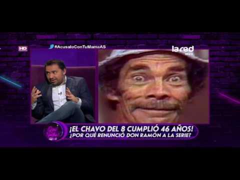 El día en que Don Ramón renunció a 'El Chavo del 8'