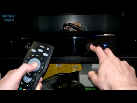 how to pair Foxtel remote with Foxtel iQ 3.5