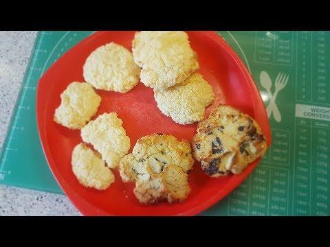 coconut-flour-biscuits