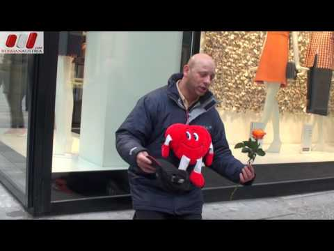 Michail (Slovakia). Vocal. Vienna Street Performers by RussianAustria (Full HD)
