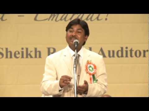 9. Tahir Faraz - Hamari Association Mushaira - Dubai 2012 - Bahut Khubsurat ho tum