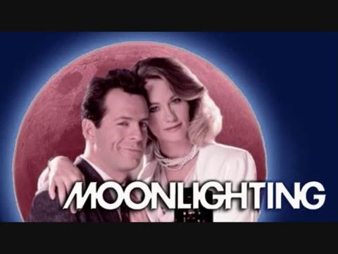 Moonlighting tv series with theme song