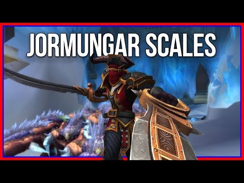 Jormungar Scale Farming | 100-300/hr | WoW Gold Guide