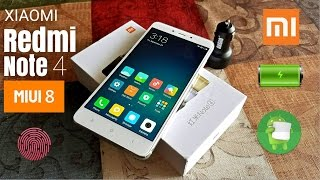 Xiaomi Redmi Note 4 - Unboxing & Quick Look!