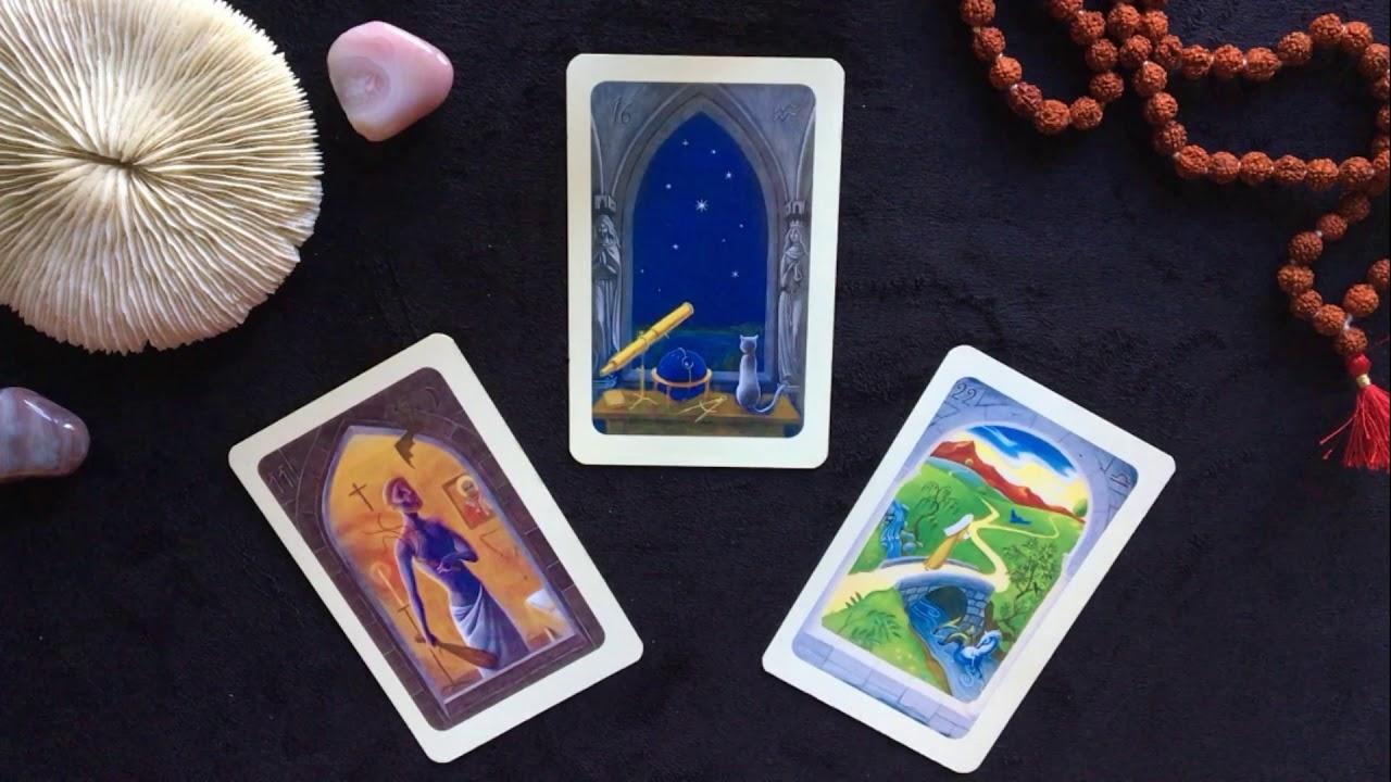 ВОДОЛЕЙ Таро гороскоп на неделю с 8 по 14 Октября