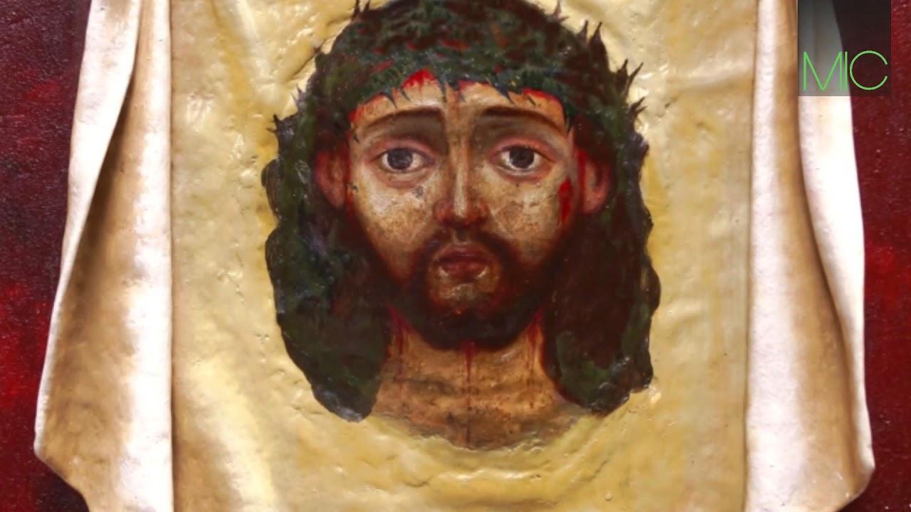 El Divino Rostro De La Palma De Jesús Mich Recibe Peregrinos De