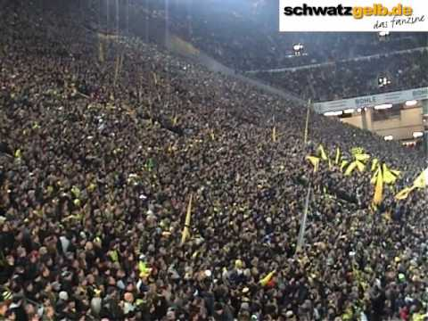 BVB - HSV Stimmung Part 2/3