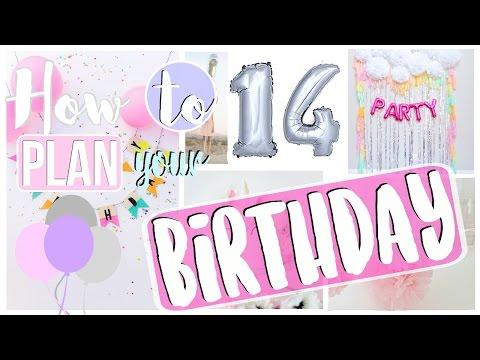 Wie dein Geburtstag perfekt wird... ♥︎ xPink Cupcake