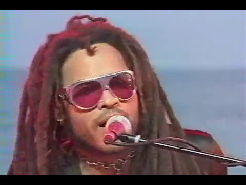Lenny Kravitz - If You Can't Say No - Canal+ NPA Mai 1998