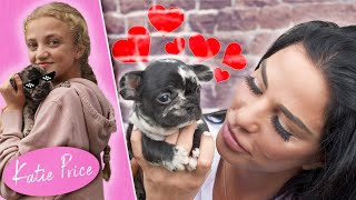 Katie Price: Princess Get's A Puppy Ft Peter Andre