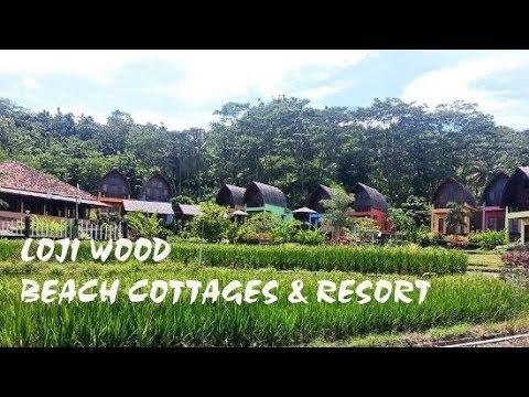 LOJI WOOD BEACH COTTAGES & RESORT - PELABUHAN RATU