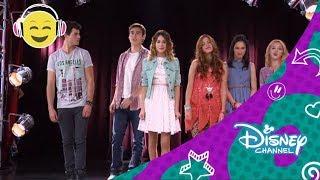Videoclip Karaoke Violetta - Algo Se Enciende | Disney Channel Oficial