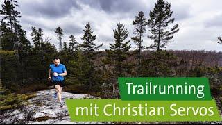 Trailrunning mit Christian Servos