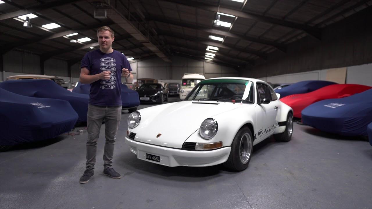 1973 Porsche 911 2 8 Rsr Fia Historic Gt Racecar Youtube