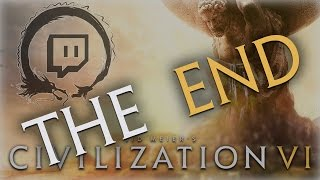 CIVILIZATION VI The END - TFS Plays