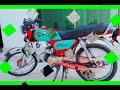 bike decoration by  car fashion samundri03046327185
