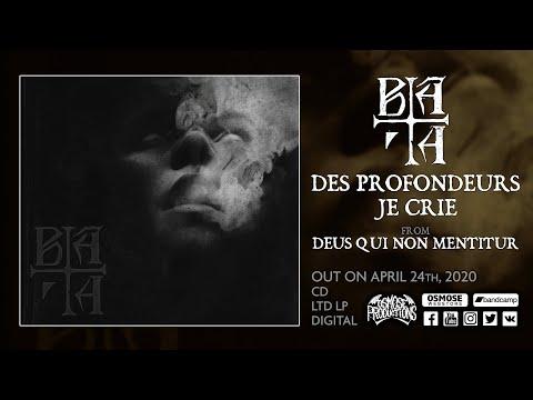 """BÂ'A """"Des Profondeurs Je Crie"""" (Premiere Track)"""