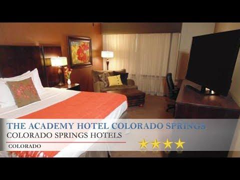 The Academy Hotel Colorado Springs - Colorado Springs Hotels, Colorado