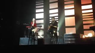 Marina Kaye - Just The Way You Are (Bruno Mars cover) / Explicit Tour Lausanne 25.03.18