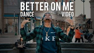 Pitbull - Better on Me ft. Ty Dolla $ign (Dance Music Video)   Dance by Casually Reggie   Options