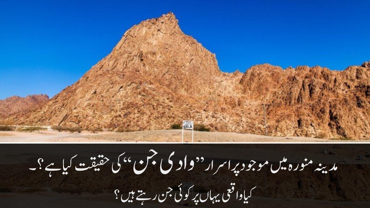 The Truth about Wadi e Jinn in Saudi Arabia