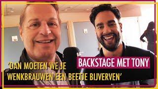 Waarom wil Tony Neef op Freek Bartels lijken? | Aida in Concert